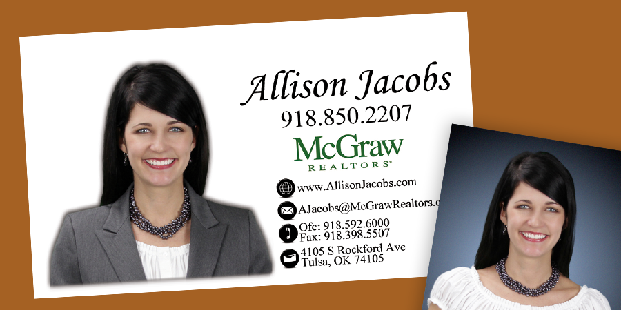 Allison Jacobs Headshot And Business Cards Tourkick