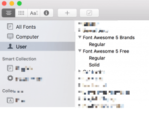How to Use Font Awesome in Adobe Photoshop - TourKick