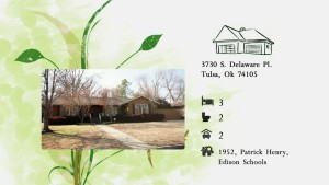 3730 South Delaware Place, Tulsa, OK 74105